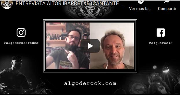 Vídeo-Entrevista- Aitor Ibarretxe (Lendakaris Muertos)