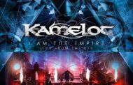 [Reseña] «I Am The Empire – Live From The 013» nuevo disco de KAMELOT