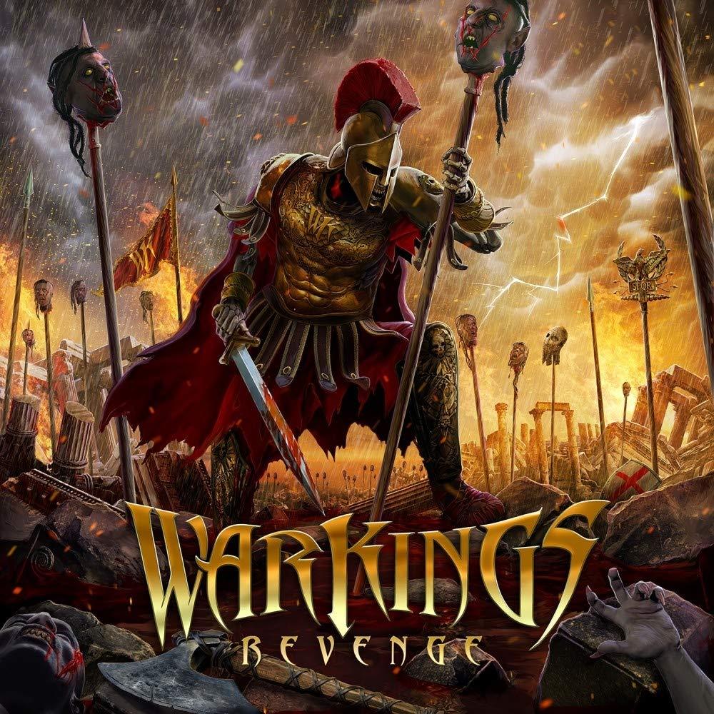 [Reseña] «Revenge» nuevo disco de WARKINGS