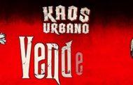 KAOS URBANO presenta nuevo single «VENDETTA»