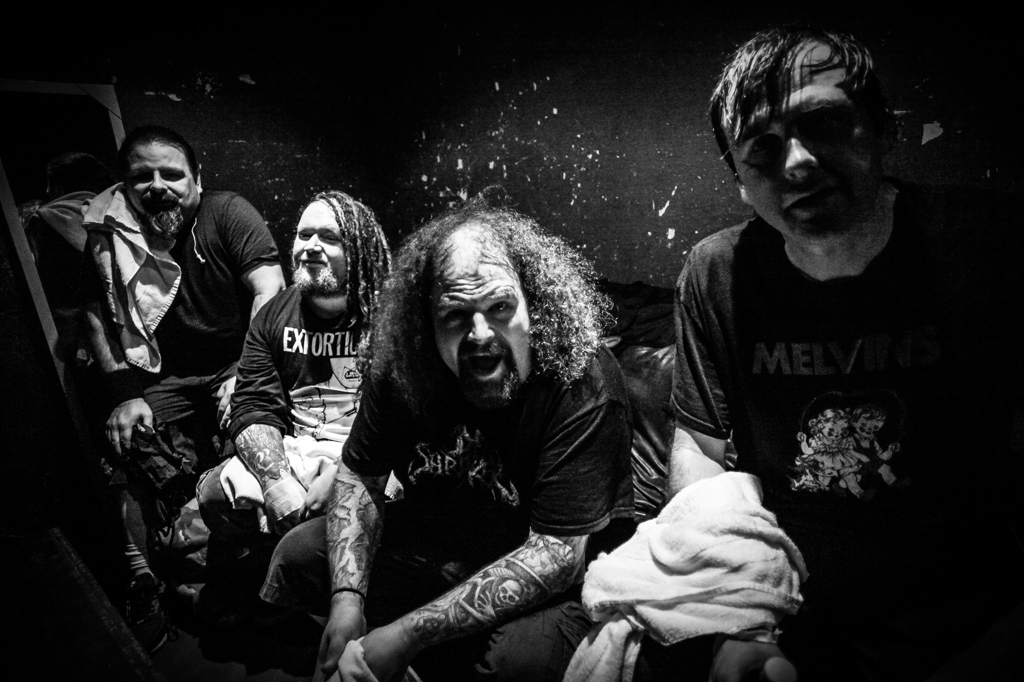 Análisis – Review: Napalm Death – «Throws of Joy in the Jaws of Defeatism»