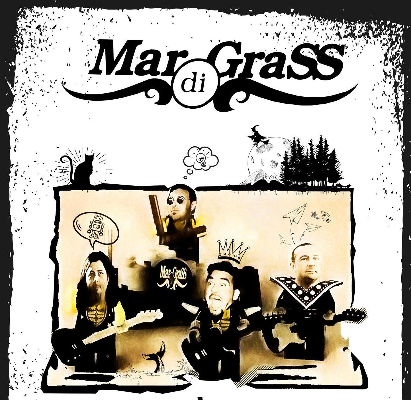 Estudios Tarántula – MAR DI GRASS – Conciertos en Línea