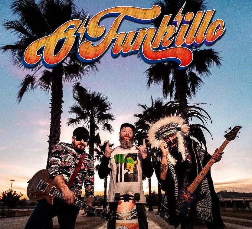 O'Funk'illo el 16 de octubre en Málaga (Sala Cochera Cabaret)