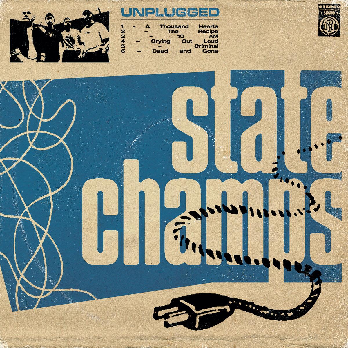 [Reseña] «Unplugged» nuevo disco de State Champs