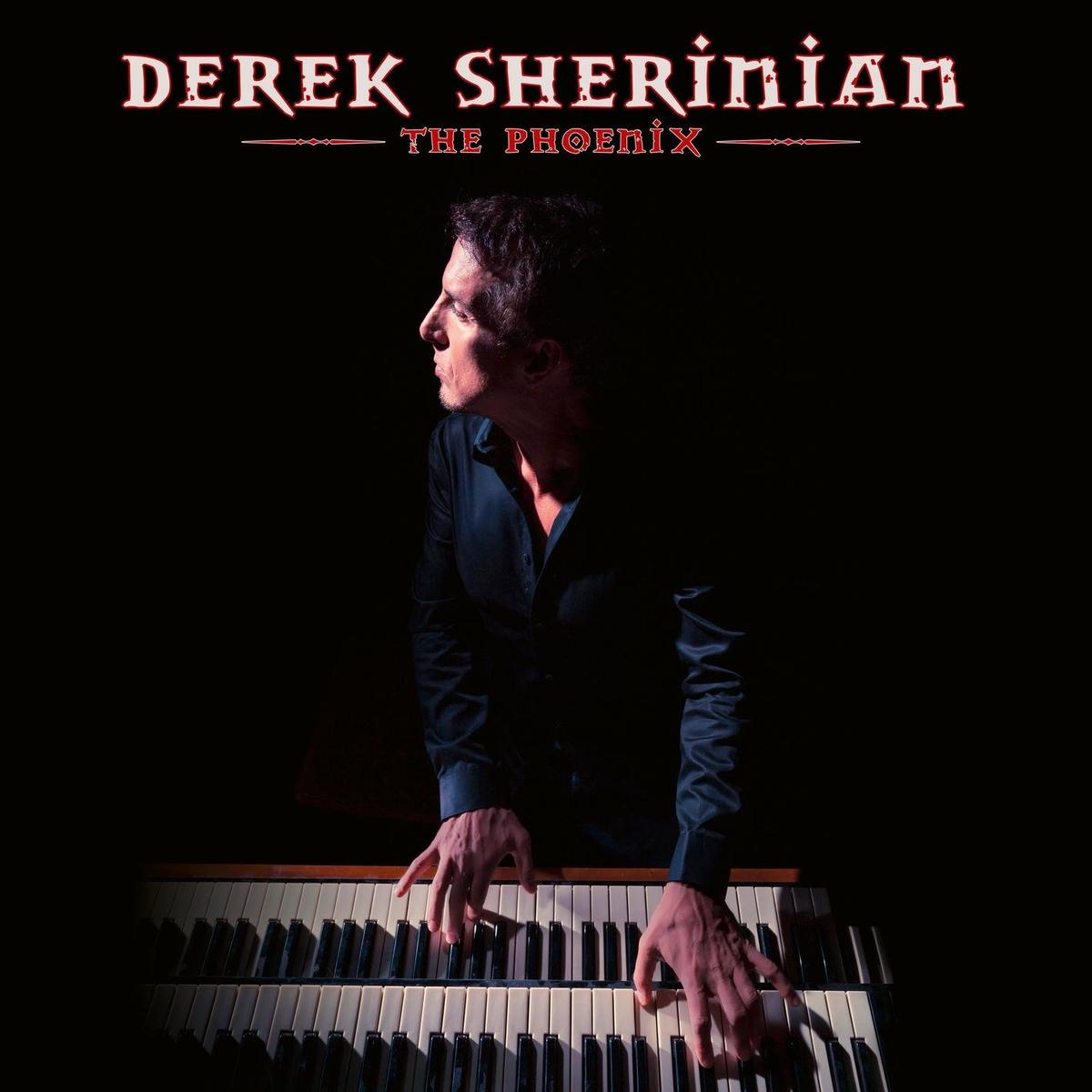 Reseña (Review) – Derek Sherinian – «The Phoenix»