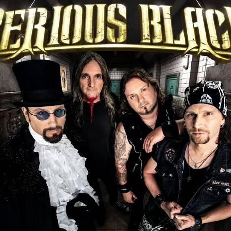 Serious Black nuevas fechas en noviembre de 2021