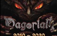 DAGORLATH celebran su décimo aniversario con nuevo disco y vídeo