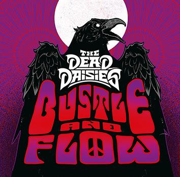 The Dead Daisies: Nuevo single y vídeo  'Bustle and Flow'