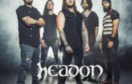 Headon estrena nuevo single «Sombras»