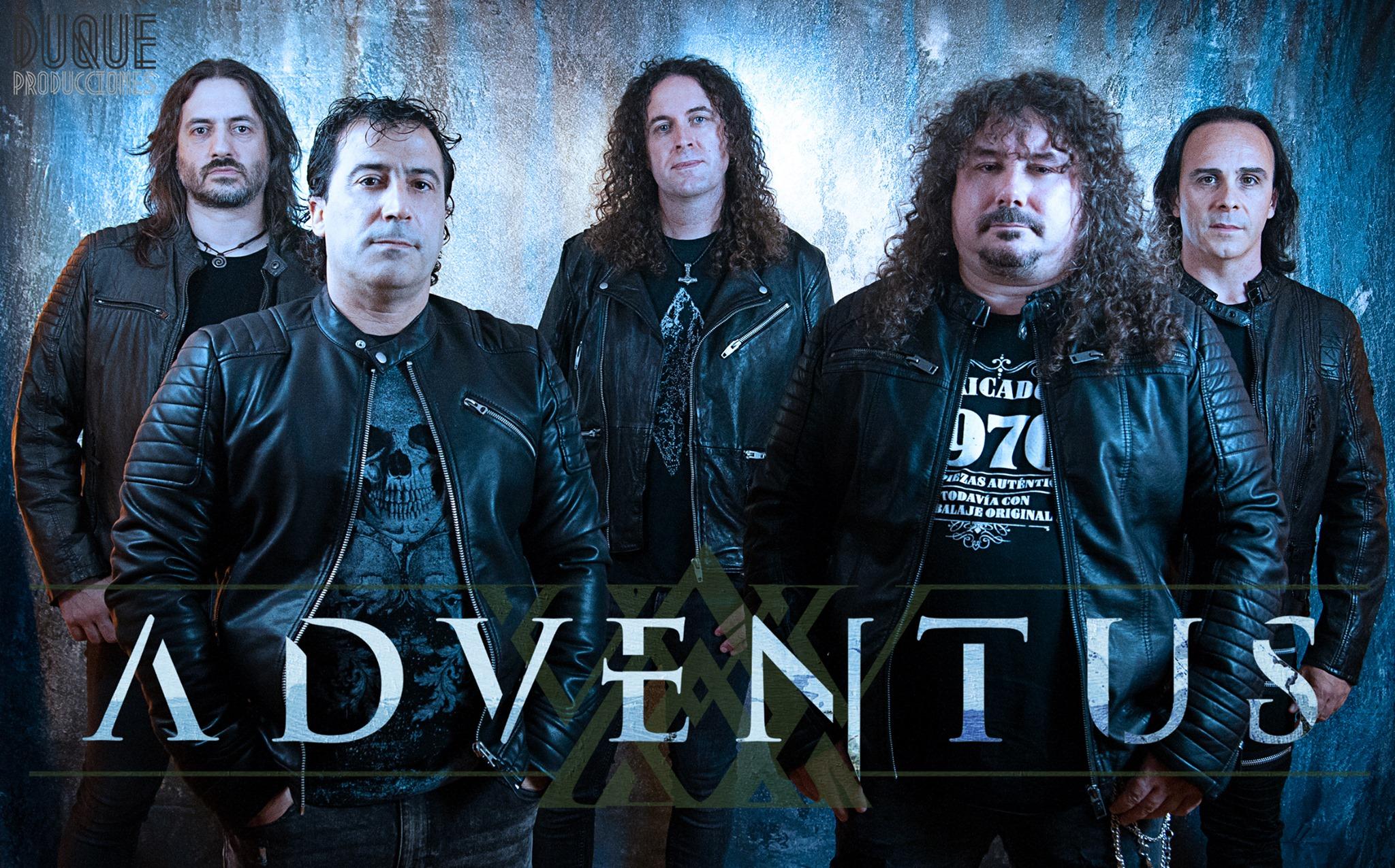 Nace Adventus: La nueva banda heavy liderada por Víctor García con miembros de WarCry y Avalanch
