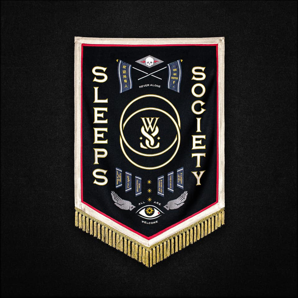 While She Sleeps estrena la Sleeps Society
