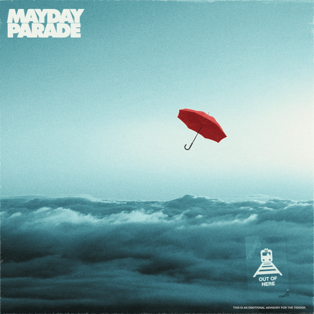 Reseña – Review: Mayday Parade «Out Of Here»