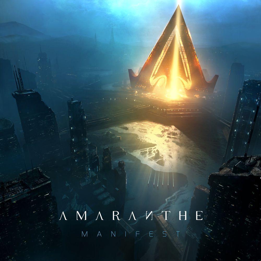 Reseña (Review): Amaranthe – «Manifest»