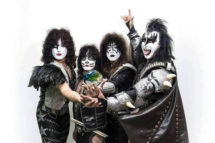 Kiss Forever Band: Cambio de fechas a diciembre de 2021