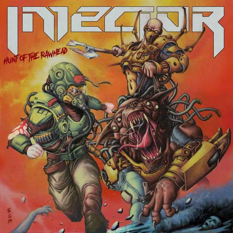 Injector: Título del nuevo disco, portada y listado de canciones