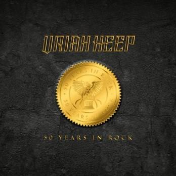 Uriah Heep – celebran sus 50 años en el Rock con la Súper Caja Deluxe: '50 YEARS IN ROCK'