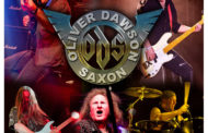 Oliver Dawson Saxon «40+1TH Anniversary Wheel Of Steel Tour»