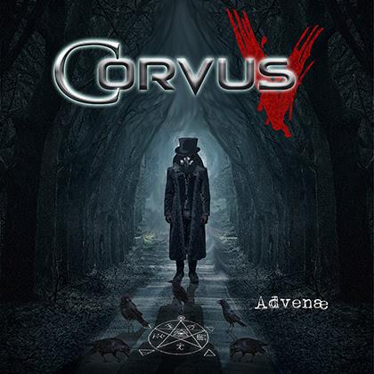 CORVUS V: Publicarán su nuevo álbum 'Advenae' el 10 de noviembre + Videoclip 'Desde las Sombras'