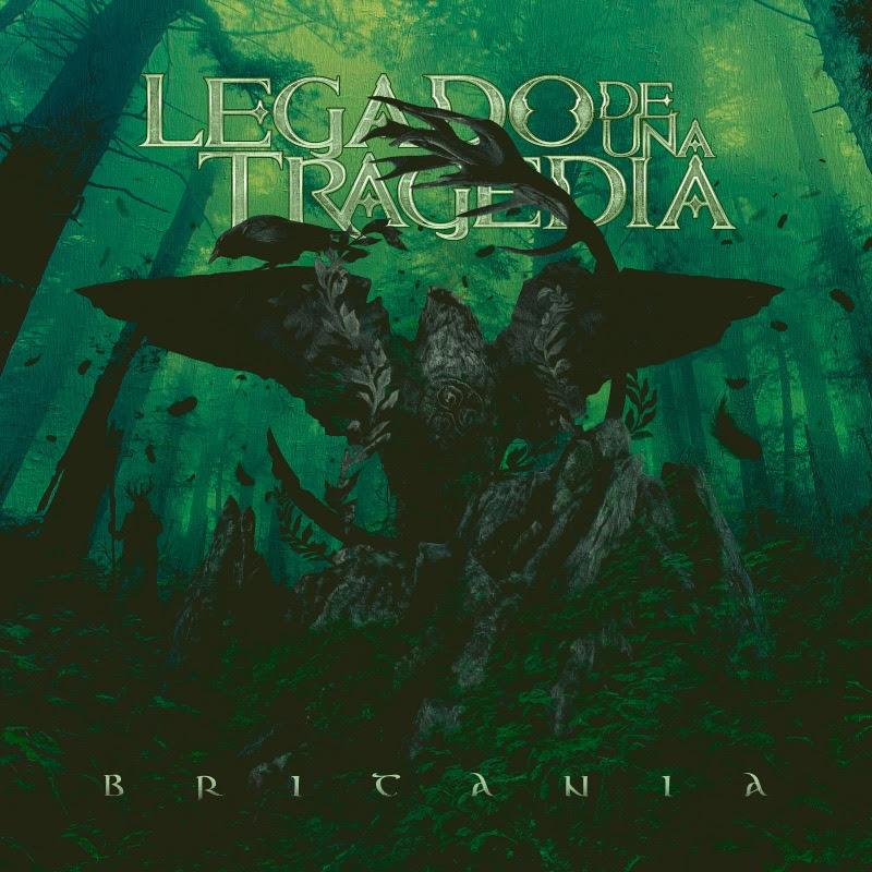 Legado de una Tragedia presenta la portada de su nuevo disco «Britania»