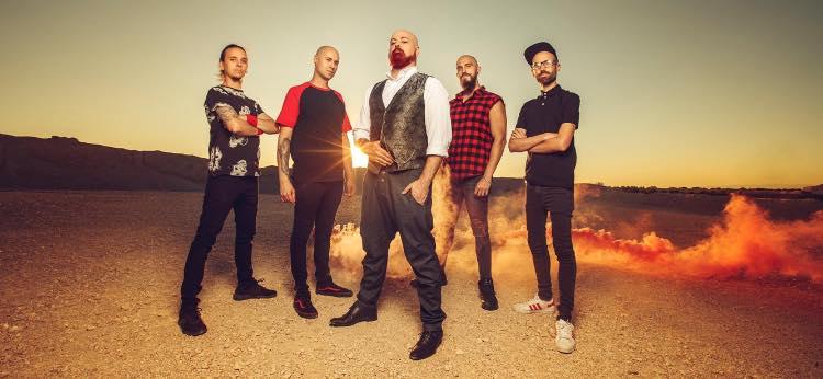 EON estrenan el videoclip oficial de «Paria» , el primer single de su próximo disco «Rubicón»