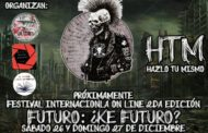 Festival Internacional Online Futuro: ¿Ke Futuro? – 2ª Edición