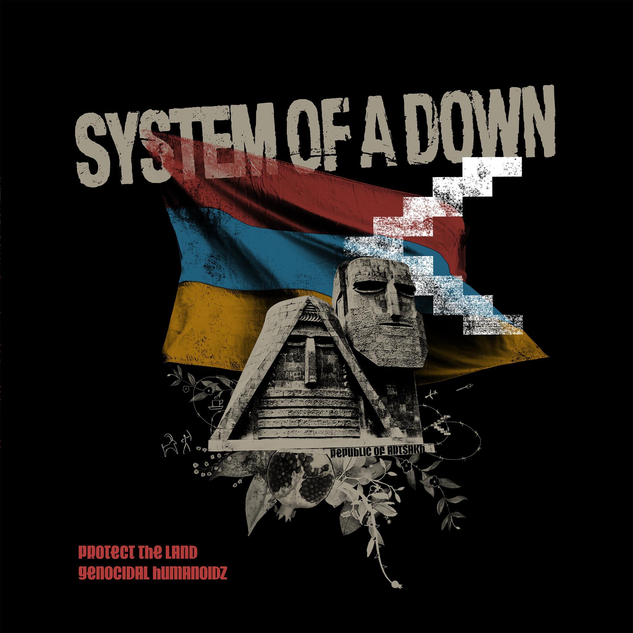 System of a Down vuelve tras 15 años de silencio