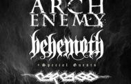 Arch Enemy + Behemoth + Carcass + Unto Others de gira por España en octubre de 2021