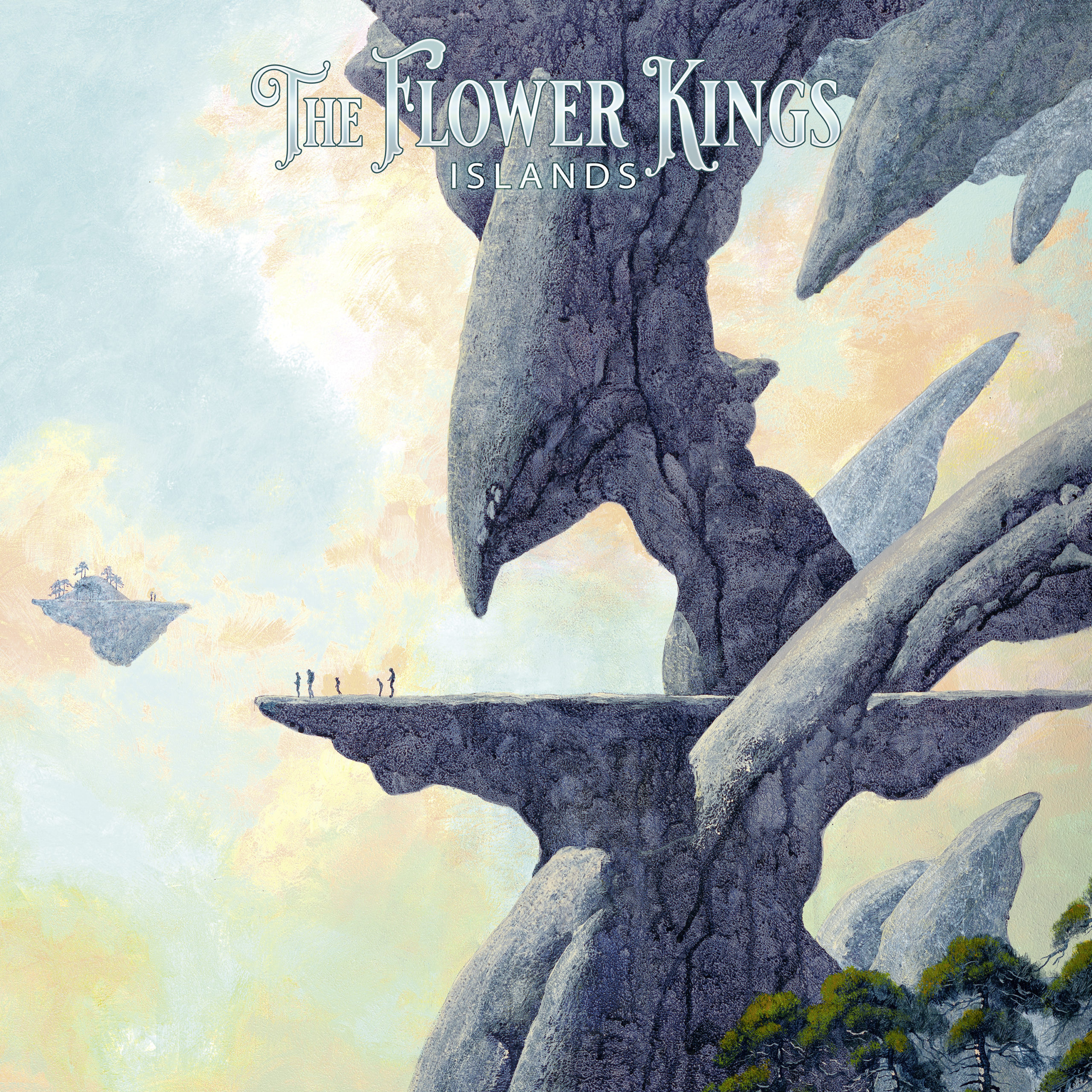 Reseña – Review: Flower kings «Islands»