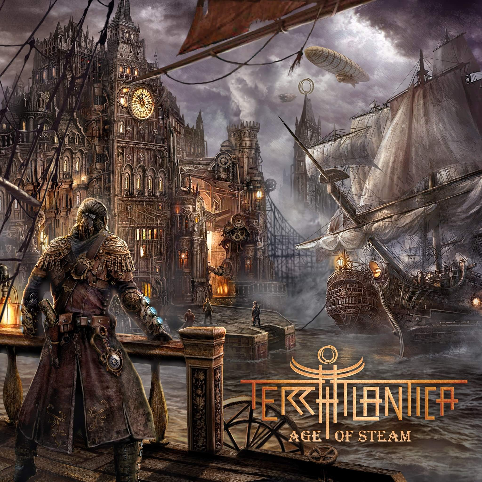Reseña – Review: Terra Atlantica «Age Of Steam»
