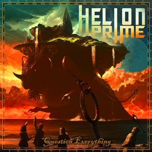Reseña – Review: Helion Prime «Question Everything»