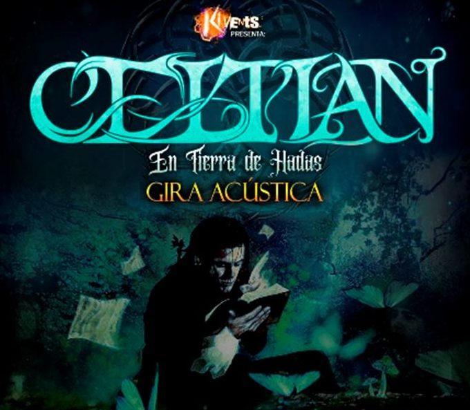 Celtian confirman nuevas fechas en Vitoria y Madrid