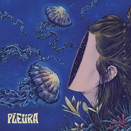PLEURA: Publica hoy su primer álbum 'Bakarrilketa'