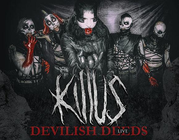 KILLUS: Entradas disponibles y merchandising exclusivo para su 'Live Streaming Oficial' el 28 de noviembre
