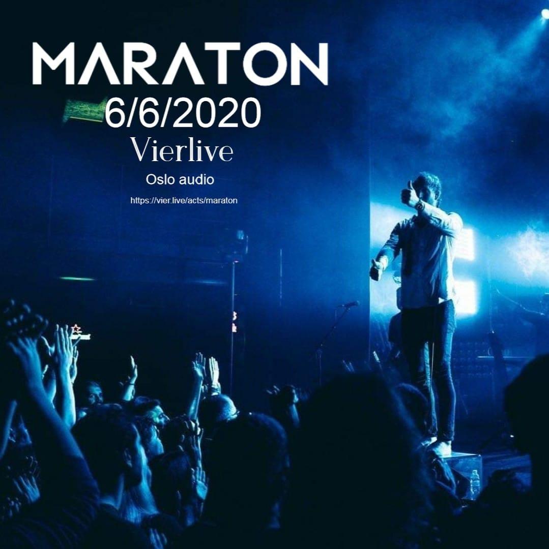 Maraton estrenan el vídeo en Live Stream del tema «The Manifest Content»