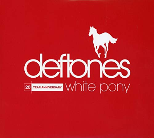 Reseña – Review: Deftones «White Pony / Black Stallion (20th Anniversary)»