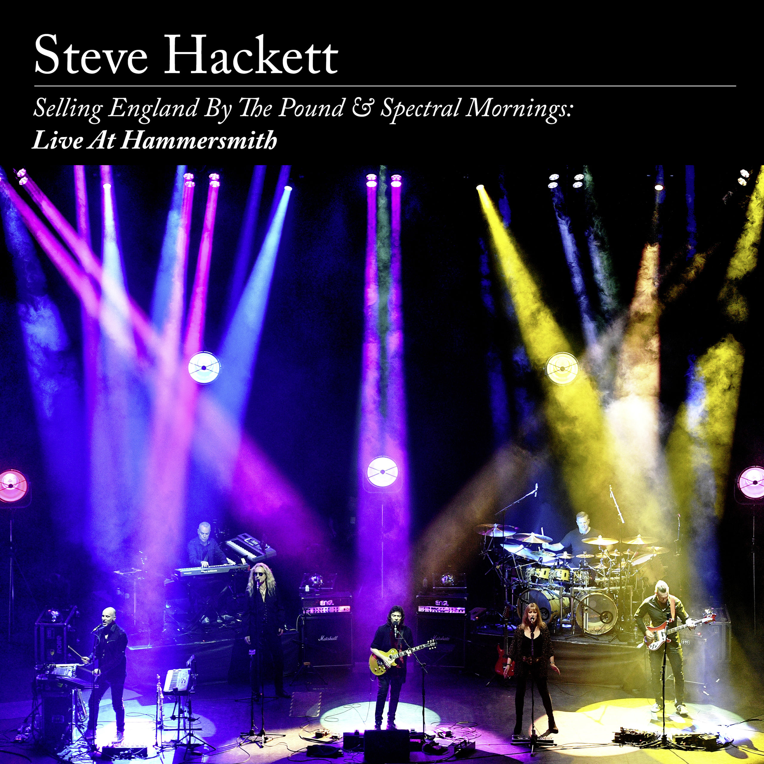 Reseña – Review: Steve Hackett «Selling England by the Pound And Spectral Morning: live in the Hammersmith «