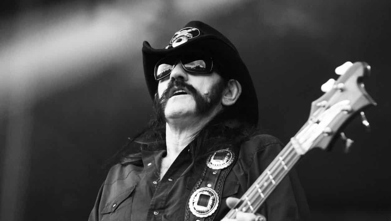 5 años ya desde la pérdida del as de picas, Lemmy Kilmister