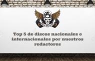 Top 5 Nacional e Internacional de Juanma Cisneros