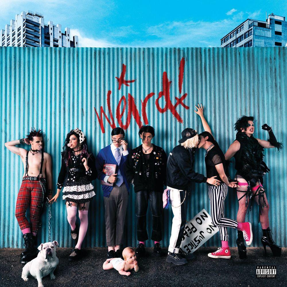 Reseña – Review: Yungblud «Weird!»