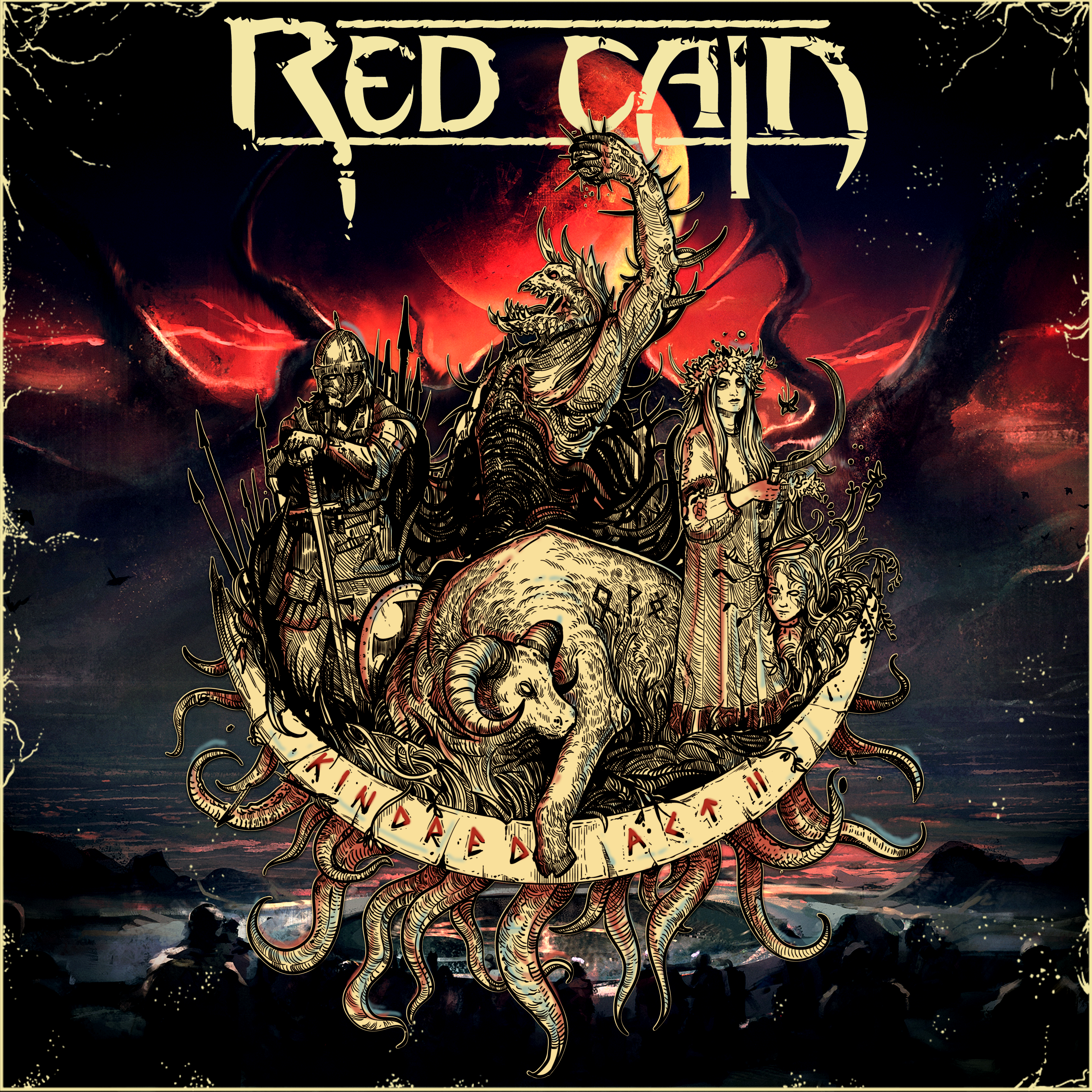 Reseña – Review: Red Cain «Kindred: Act II»