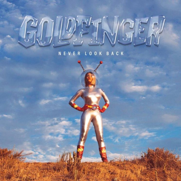 Reseña – Review: Goldfinger «Never Look Back»