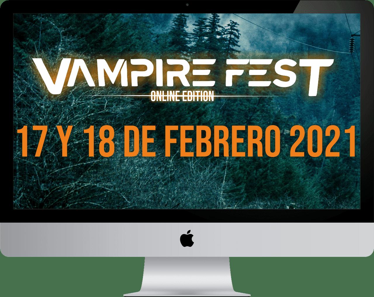 Primeras incorporaciones del Vampire Fest Online Edition