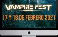 Vampire Fest 2021 – Edición Online