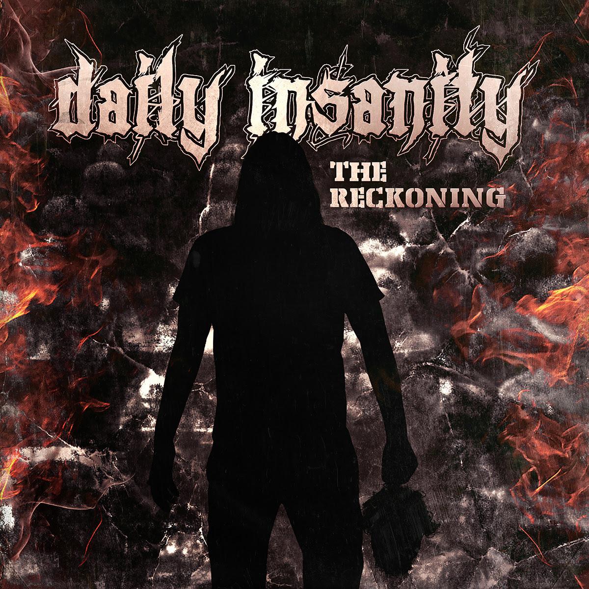DAILY INSANITY presenta su nuevo single 'The Reckoning' el 15 de diciembre