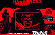 "Reseña – Review: Bloody Hammers ""Songs of Unspeakable Terror"""