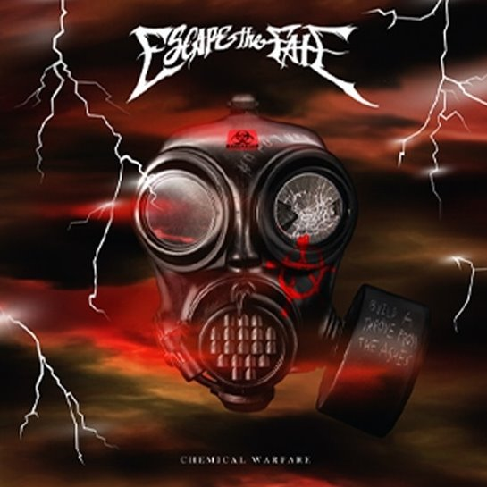 Escape The Fate estrena un nuevo single junto a Travis Barker (Blink-182)
