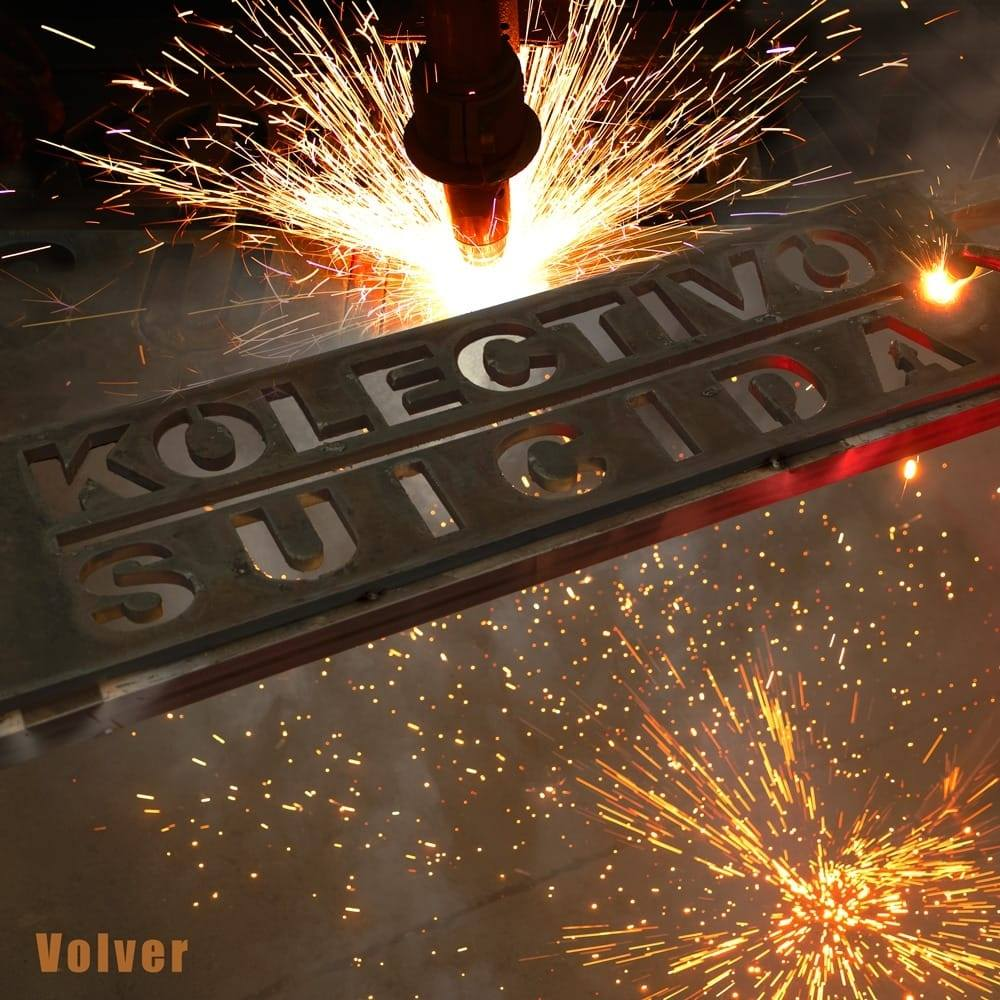 Kolectivo Suicida estrena el single «Tras El Muro»