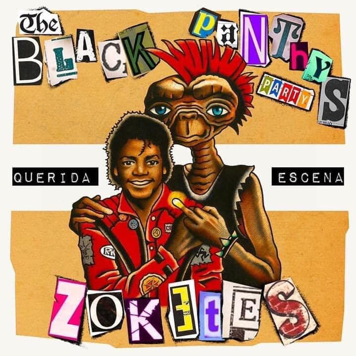Reseña: The Black Panthys Party & Zoketes – «Querida Escena»