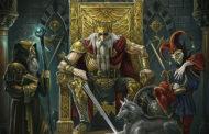 Warrior Path – Portada y fecha de lanzamiento de su  nuevo disco «The Mad King»