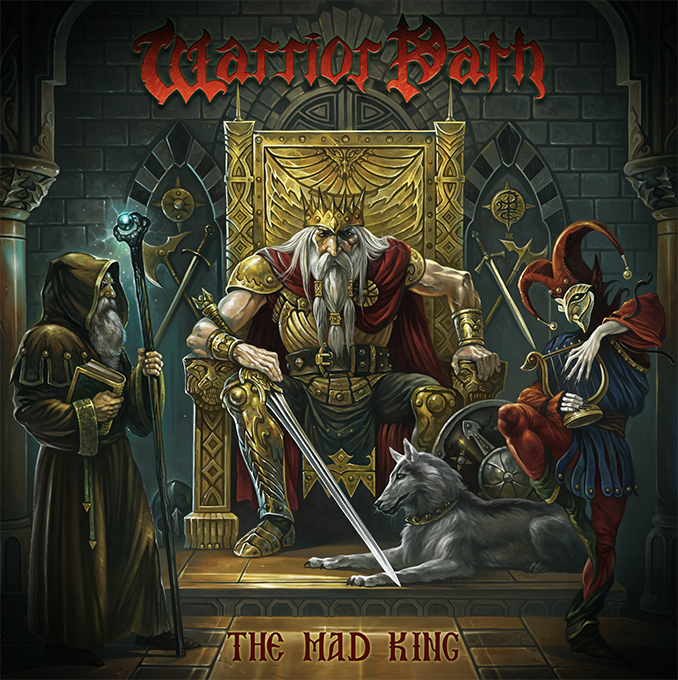 Reseña – review: Warrior Path «The Mad King»